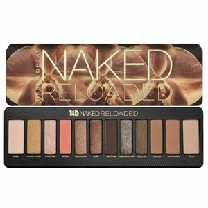 New Urban Decay Naked Reloaded Pallette